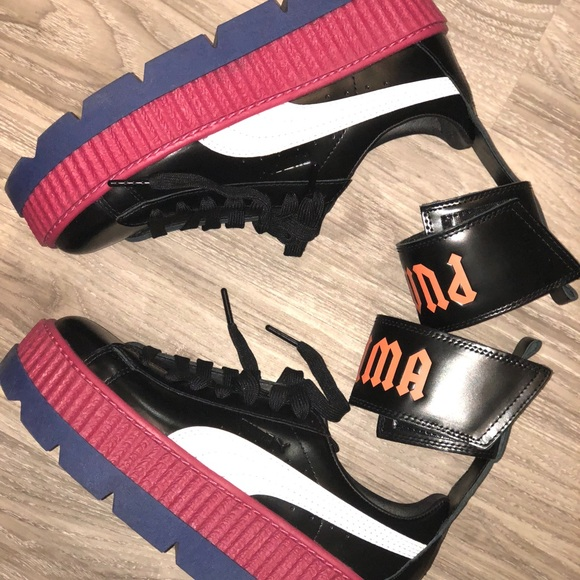 quality design 2faf2 10012 Puma Fenty Tennis Shoes